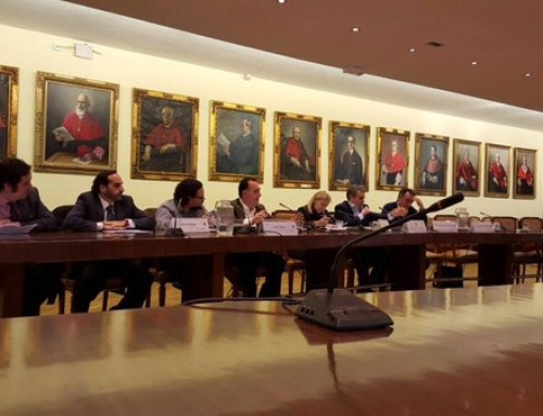 Jornada sobre la reforma de la Constitución Española