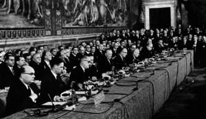 Aniversario del Tratado de Roma (1957-2017)